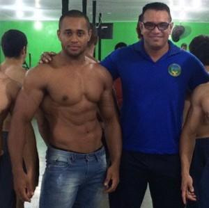 Fisiculturismo; Amapá (Foto: Rafael Moreira/GE-AP)