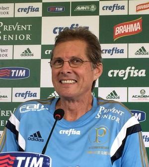 Oswaldo de Oliveira Palmeiras (Foto: Rodrigo Faber/GloboEsporte.com)