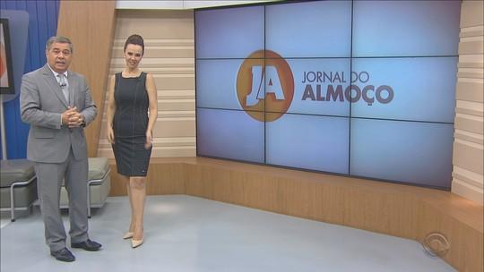 Veja como encontrar os vídeos do Jornal do Almoço no G1 SC