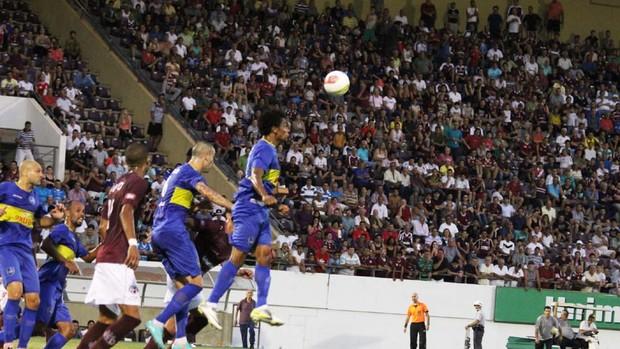 Ferroviária x Audax, Copa Paulista semifinal (Foto: Leonardo Fermiano / AFE)