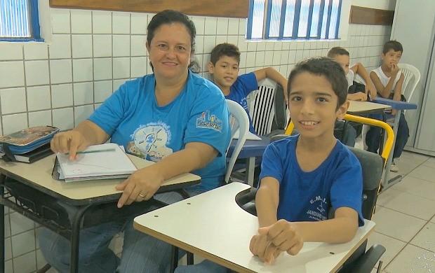 Educação no trânsito será implantada em escolas de RO (Foto: Bom Dia Amazônia)