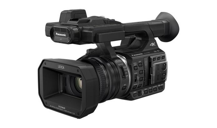Panasonic HC-X1000 custa R$ 13 mil e é difícil de encontrar (Foto: Divulgação)