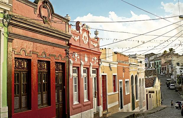 Ladeira da Misericórdia, em Olinda, um dos muitos símbolos da cidade (Foto: Hugo Acioly/Divulgação)