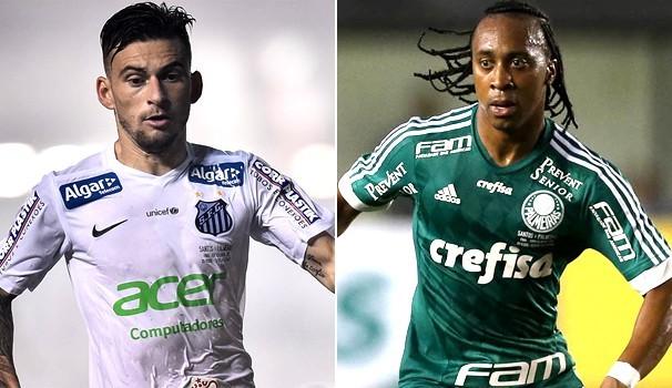 RPC transmite Palmeiras x Santos, nesta quarta (2), às 22h (Foto: Divulgação)