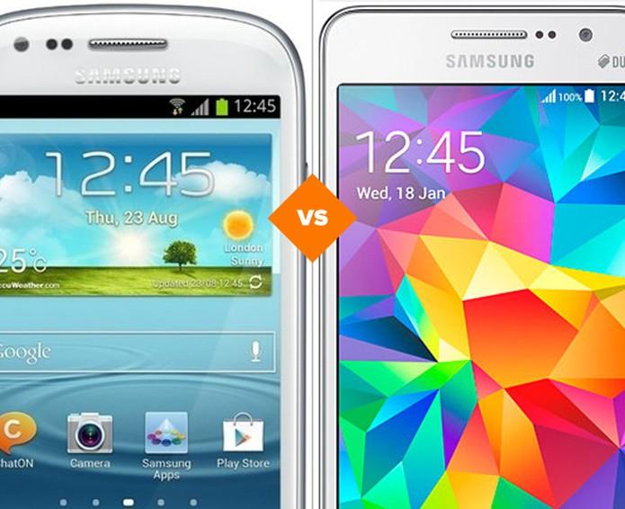 fe032620608 Confira as principais diferenças entre o Galaxy Gran Duos e o Galaxy Gran  Prime Duos (