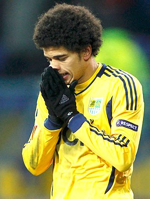 Chelsea on the verge of signing Brazilian forward Taison from Metalist