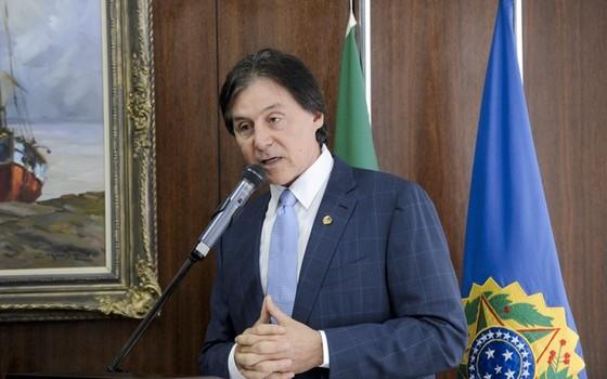 Eunício Oliveira (Foto: Jane de Araújo/Agência Senado)
