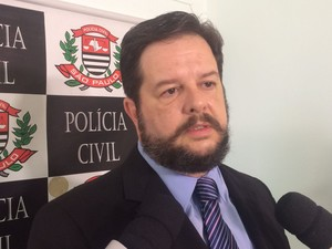 Carlos Schneider delegado (Foto: João Paulo de Castro/G1)