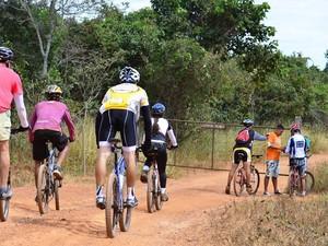 Adultos e crianças podem participar do Trilha na Roça (Foto: Cássio Abade/Arquivo Pessoal)