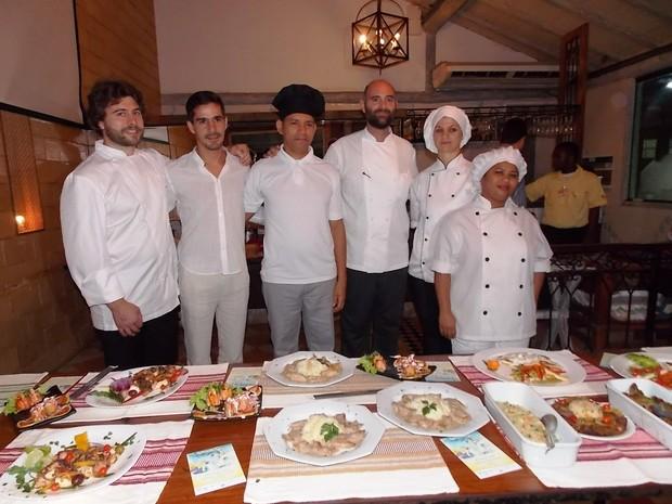 Festival de Gastronomia (Foto: Monalisa Fagundes/CVB)