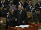 Senado não é 'cartório' para ter que abrir impeachment, diz AGU