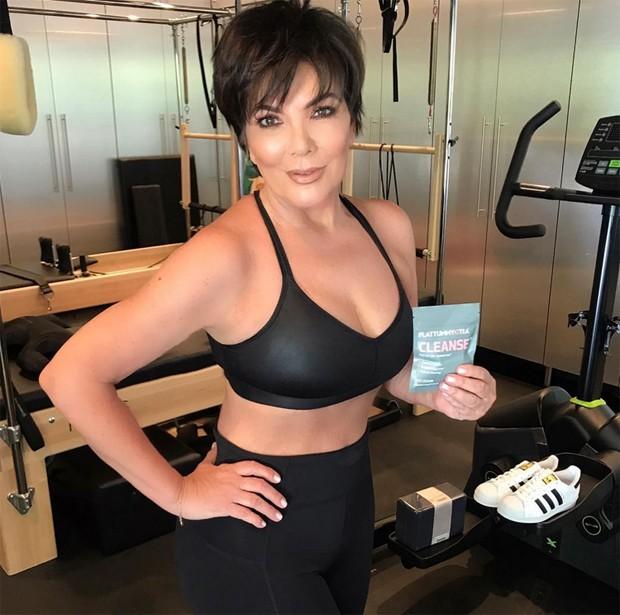 Chris Jenner (Foto: Reprodução / Instagram)