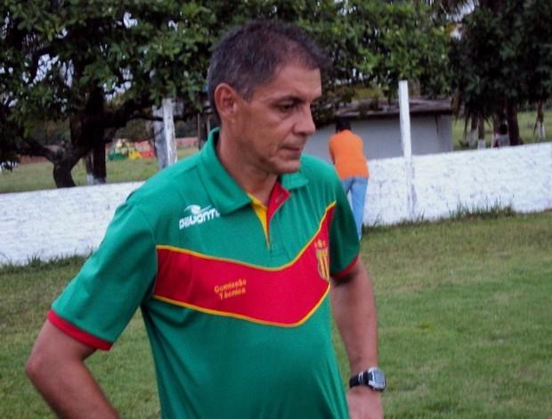 Ivair Gomes deixa o Sampaio (Foto: Afonso Diniz/Globoesporte.com)