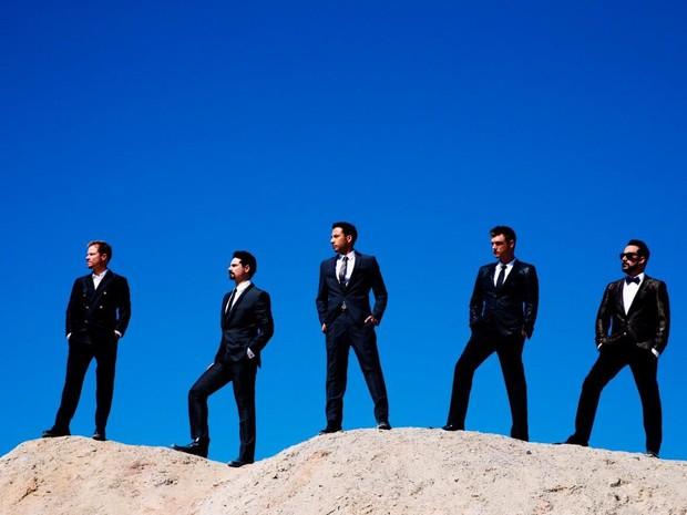 Os Backstreet Boys voltam para turnê passando por cinco cidadea em breve (Foto: Divulgação)