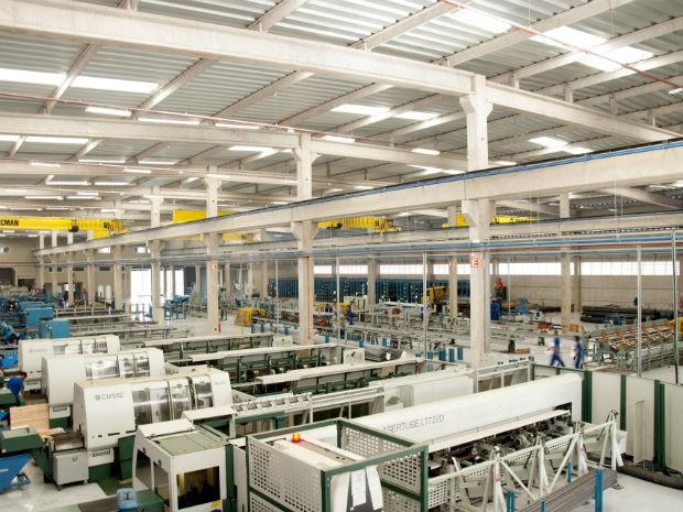 Execução simultânea reduz em cerca de 25% o tempo de obras pré-fabricadas (Foto: Divulgação)
