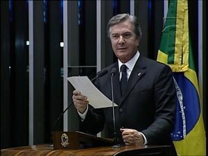 BDBR - Fernando Collor  (Foto: bom dia brasil)