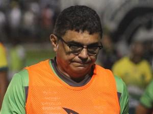 Flávio Araújo técnico do Cuiabá (Foto: Fabiano de Oliveira)