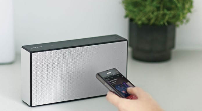 Caixa de som SRS-X5 da Sony pode custar até R$ 700 (Foto: Divulgação/Sony)