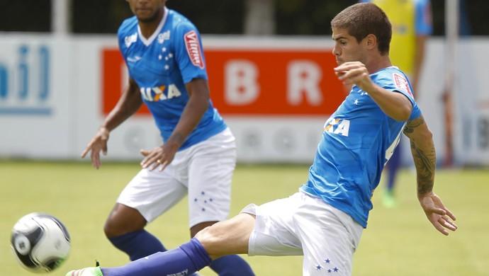 Federico Gino; Cruzeiro (Foto: Washington Alves/Light Press)