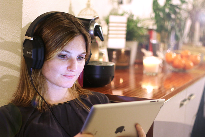 NEOH oferece som com qualidade de cinema em 360 graus (Foto: Reprodução/Barbara Mannara)