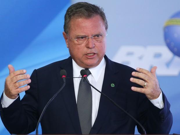 Blairo Maggi, ministro da Agricultura (Foto: Antonio Cruz/Agência Brasil)