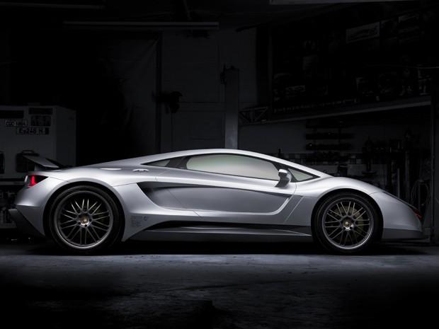 DoniRosset foi projetado pela Amoritz GT (Foto: Divulgação)