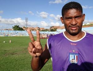 Landu (Foto: Elton de Castro / GloboEsporte.com)