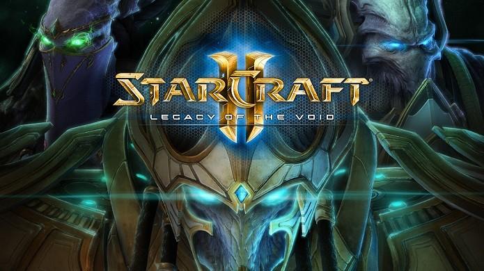 Starcraft 2: Legacy of The Void conclui sua história com a campanha da raça Protoss (Foto: Divulgação/Blizzar)