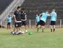 """Vallim comemora vaga, elogia torcida da Inter e afirma: """"No caminho certo"""""""