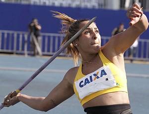 Jucilene, Atlétismo (Foto: Carol Coelho / Cbat)