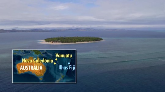 Mineirinho na briga e ranking embolado: Circuito chega a Fiji para a 5ª etapa do ano