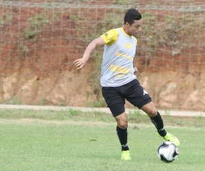 Marlon Criciúma lateral-esquerdo (Foto: Fernando Ribeiro/Criciúma EC)