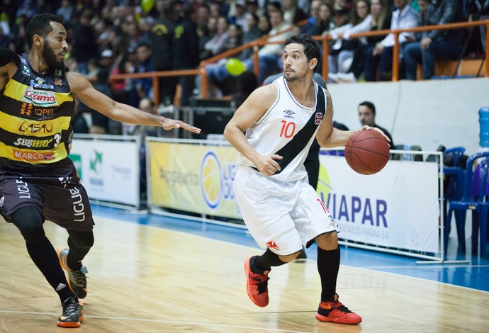 Damián Palacios (Foto: Allan Conti/LNB)