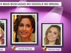 Camila Pitanga é a atriz mais buscada pelos brasileiros no Google em 2016