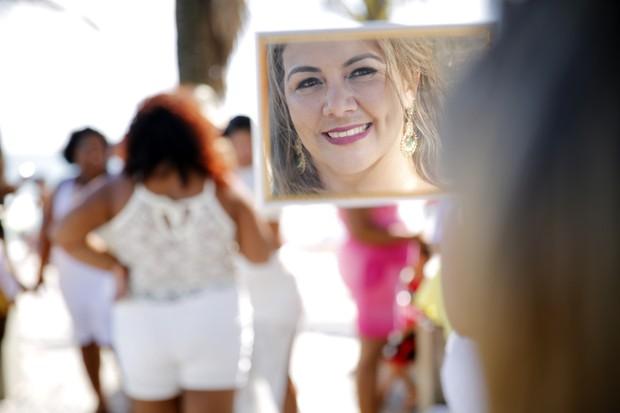 Roberta Vieira tem 41 anos e é bancaria (Foto: Marcos Serra Lima/EGO)