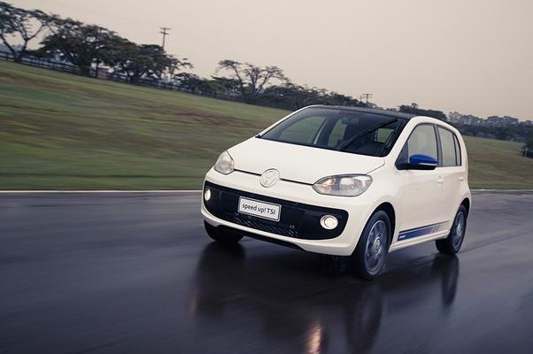 Volkswagen up! TSI (Foto: Fabio Aro/Autoesporte)