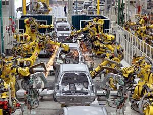 Fábrica da Nissan em Resende (RJ) (Foto: Divulgação)