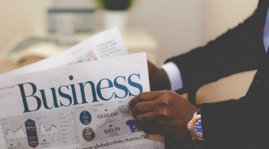 Jornal de negócios, empreendedorismo (Foto: Divulgação)