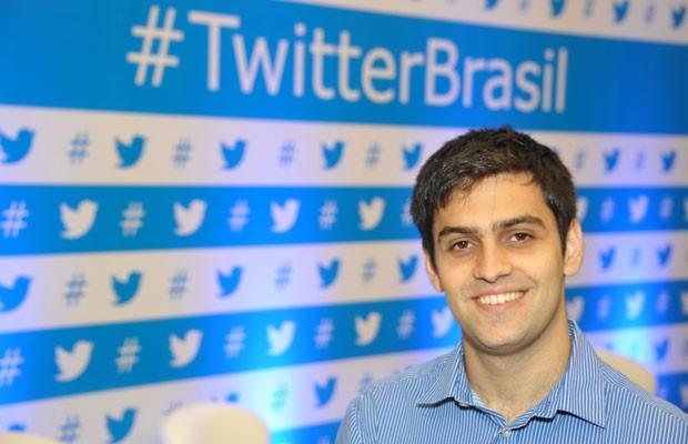 O brasileiro Daniel Dahis é gerente de produto do Twitter, em San Francisco (EUA). (Foto: Divulgação/Twitter)