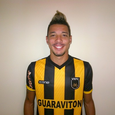 Hugo, atacante do Volta Redonda (Foto: Igor Bravo/Fair Play Assessoria)