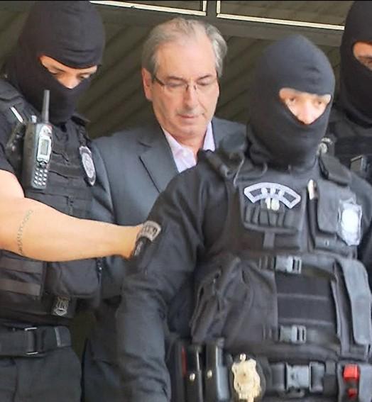primeira noite na cadeia (reprodução/TV Globo)