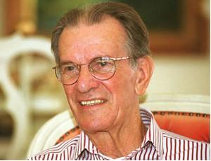 Telê Santana, ex-treinador do São Paulo (Foto: Divulgação/Mogi Mirim)