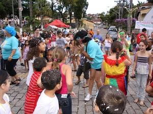 Pré-carnaval, de Sabaúna, será realizado no domingo (3). (Foto: Foto: Walter Indena/Sociedade Amigos de Sabaúna)