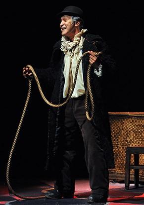Paulo Gracindo é considerado um dos maiores atores brasileiros (Foto: Manuel Meira Correia)