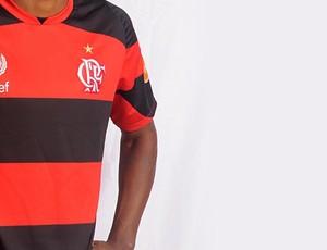 camisa Flamengo (Foto: Editoria de Arte / Globoesporte.com)