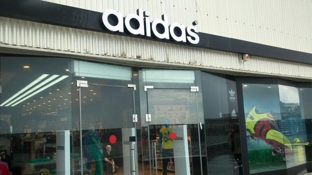 Outlet Adidas (Foto: Divulgao)