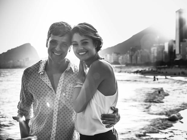 Em Babilônia, eles serão Murilo e Alice (Foto: Raphael Dias/Gshow)