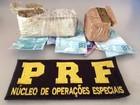 Homem é preso com 26 kg de cocaína na BR-423, em Alagoas