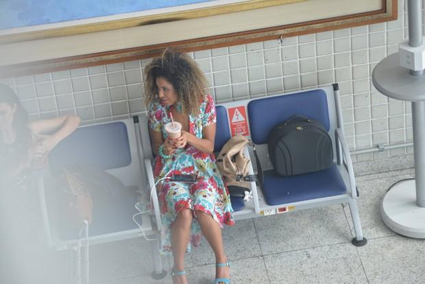 Erika Moura (Foto: Ag.News/William Oda)