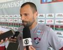 ''Sem dor e zerado'', Cavalieri volta ao Flu após quase cinco meses sem jogar